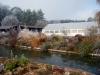 Herbst in der Gärtnerei am Karpfenteich - das neue Thermogewächshaus